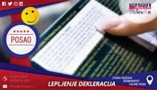 Deklarisanje robe | Dobanovci, Stara Pazova, Viline Vode